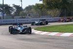 Danica Patrick Marco Andretti Scott Dixon