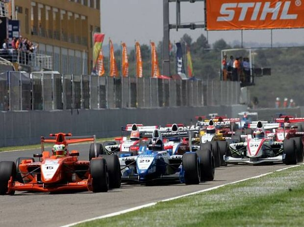 Formel-Master-Start