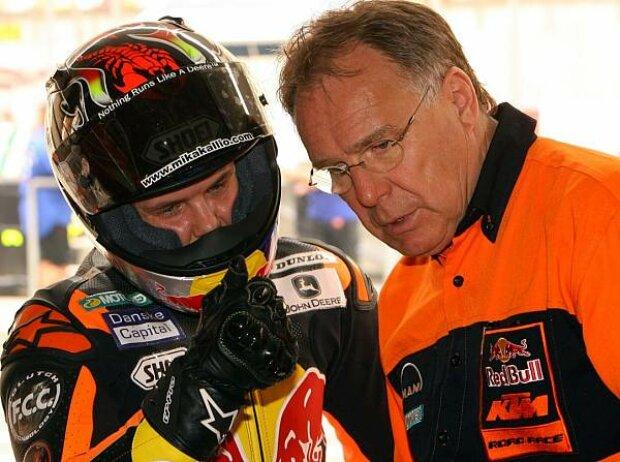 Mika Kallio und Harald Bartol