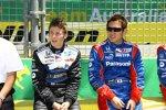 Marco Andretti Hideki Mutoh