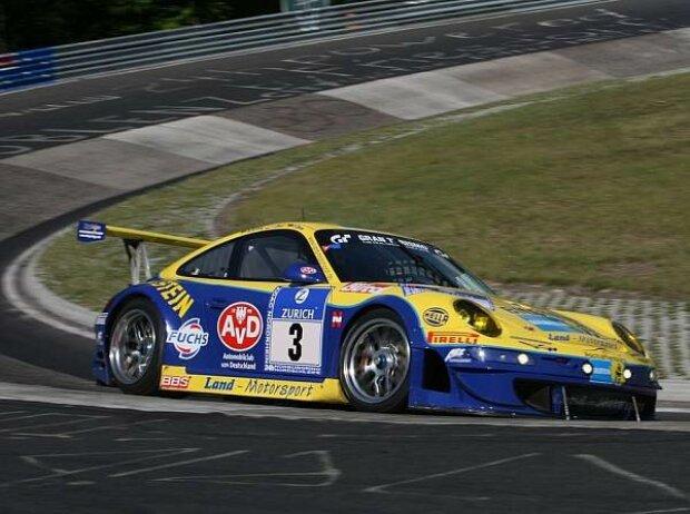 Marc Basseng Land Motorsport