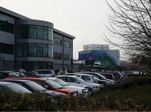 Honda-Fabrik in Brackley
