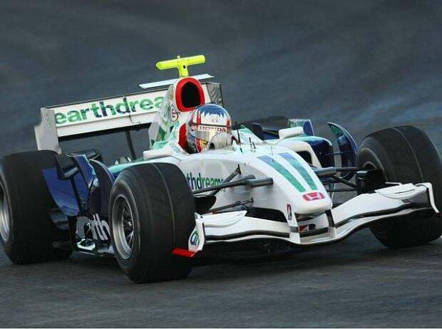 Alexander Wurz Honda