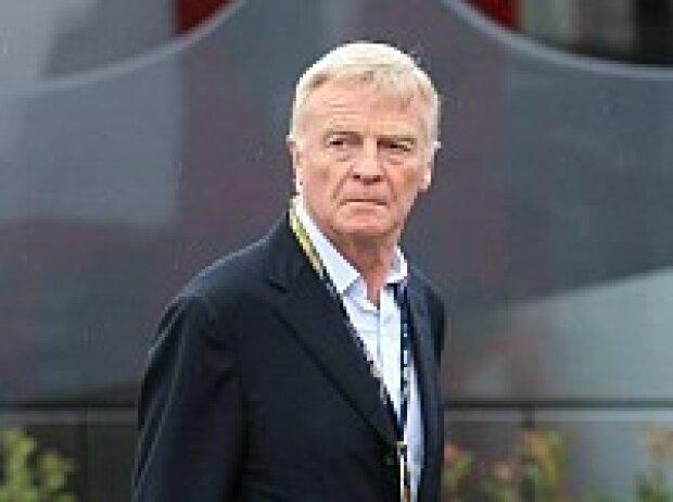Max Mosley (FIA-Präsident)