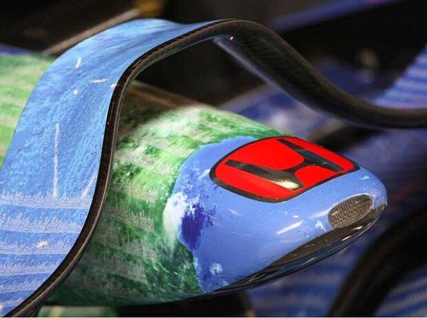 Honda RA107 Frontflügel