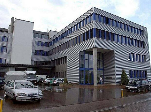 Sauber-Fabrik in Hinwil