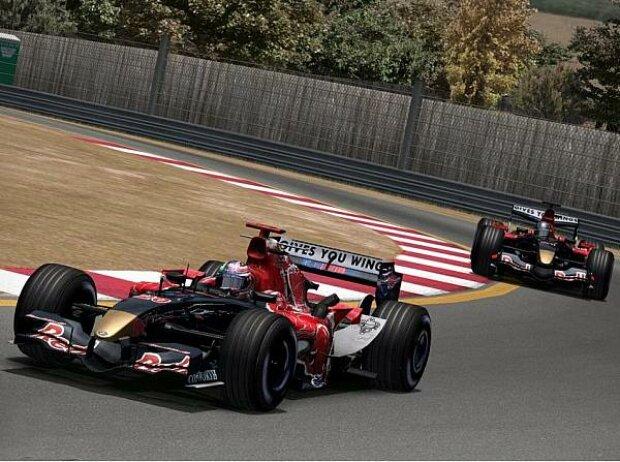 rFactor: CTDP F1 2006 - Making of Toro Rosso STR01