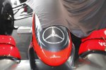 Der neue McLaren-Mercedes MP4-24