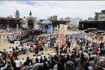 BMW X-Raid-Team im Ziel in Buenos Aires
