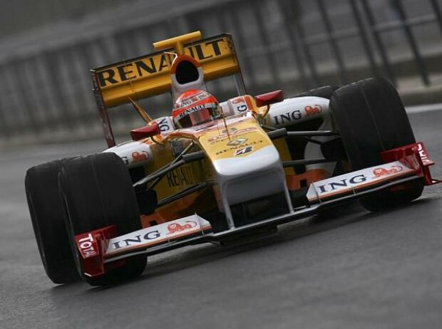 Nelson Piquet Renault R29