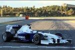 Den neue BMW Sauber F1.09