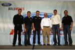 Carl Edwards  Jamie McMurray Matt Kenseth Jack Roush  David Ragan Greg Biffle