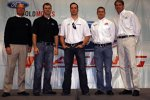 Max Jones Travis Kvapil  Paul Menard Bobby Labonte Doug Yates