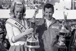 1967: Der junge Mario Andretti in der Victory Lane