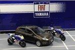 FIAT und Yamaha