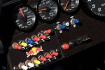 Blick ins Red-Bull-Cockpit