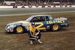 1982: Joe Ruttmann wird in seinem Daytona-Debüt Dritter