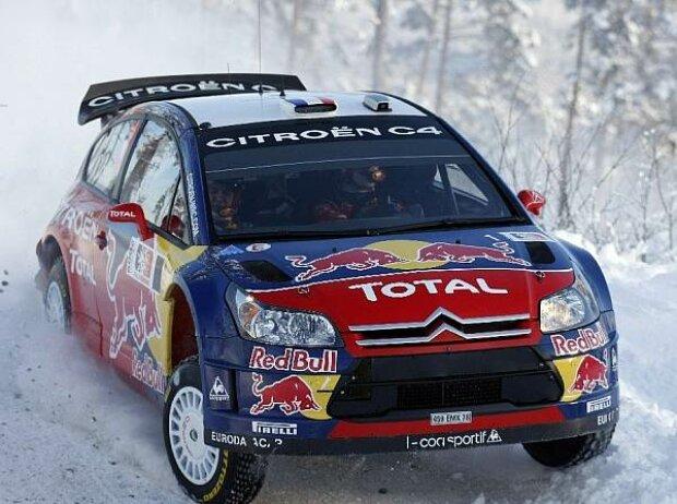 Sébastien Loeb, Rallye Norwegen, Rallye Norway