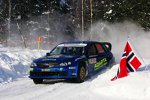 Subaru)  Mads Østberg