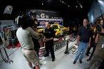 Matt Kenseth (Roush) beim Champions Breakfast in Daytona