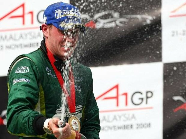 Adam Carroll, Sepang, Sepang International Circuit