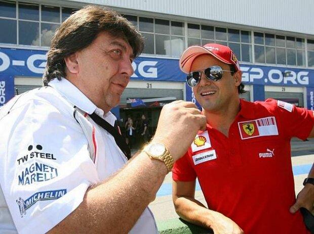 Felipe MassaKyalami, Kyalami Grand Prix Circuit