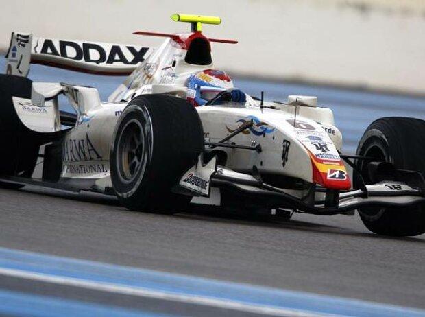 Vitaly PetrovPau, Circuit de Pau