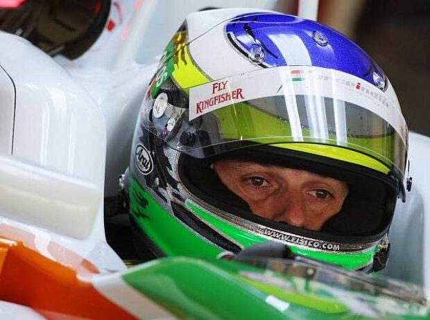 Giancarlo Fisichella, Jerez, Circuit de Jerez