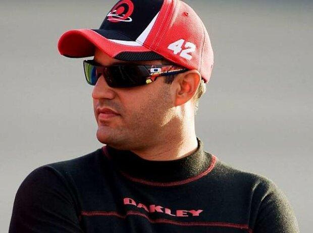 Juan Pablo MontoyaFontana, California Speedway