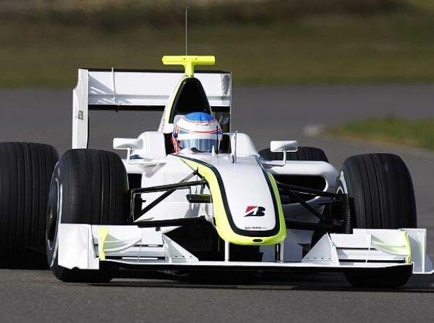 Jenson Button, Silverstone