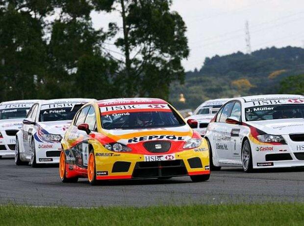 Jordi Gené, Curitiba, Curitiba Circuit
