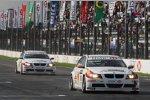 Alessandro Zanardi, Sergio Hernandez (BMW Team Italy-Spain)