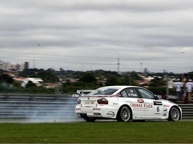 Andy Priaulx, Curitiba, Curitiba Circuit