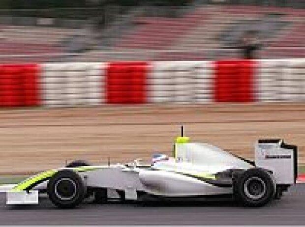 Jenson ButtonBarcelona, Circuit de Catalunya