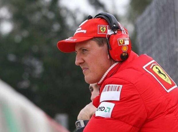 Michael SchumacherBarcelona, Circuit de Catalunya
