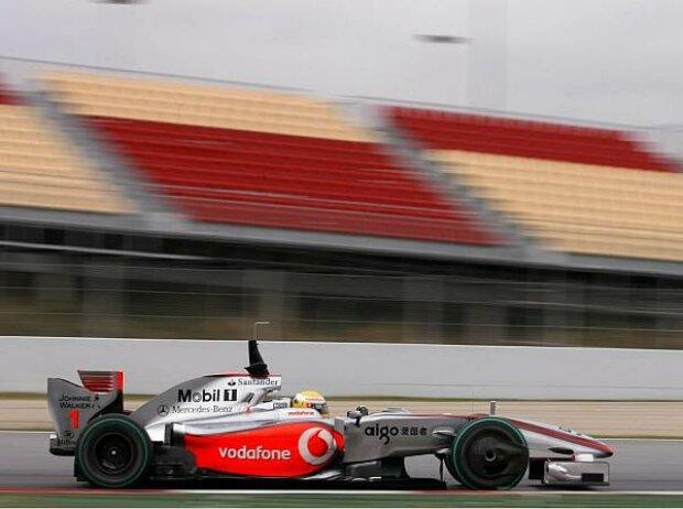 Lewis Hamilton, Barcelona, Circuit de Catalunya