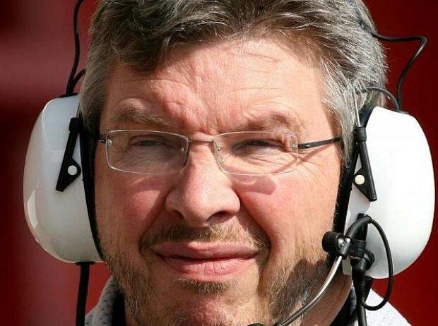 Ross Brawn (Teamchef)Barcelona, Circuit de Catalunya