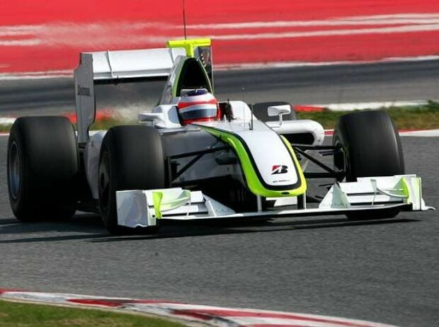Rubens BarrichelloBarcelona, Circuit de Catalunya