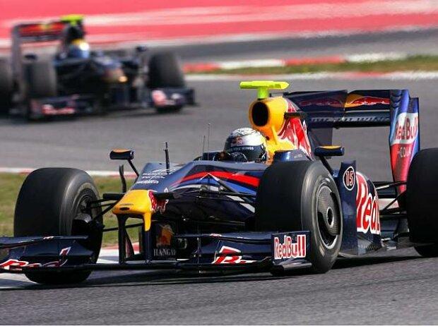 Sebastian Vettel, Sebastien BuemiBarcelona, Circuit de Catalunya