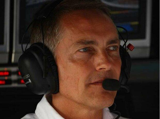 Martin Whitmarsh (Teamchef)