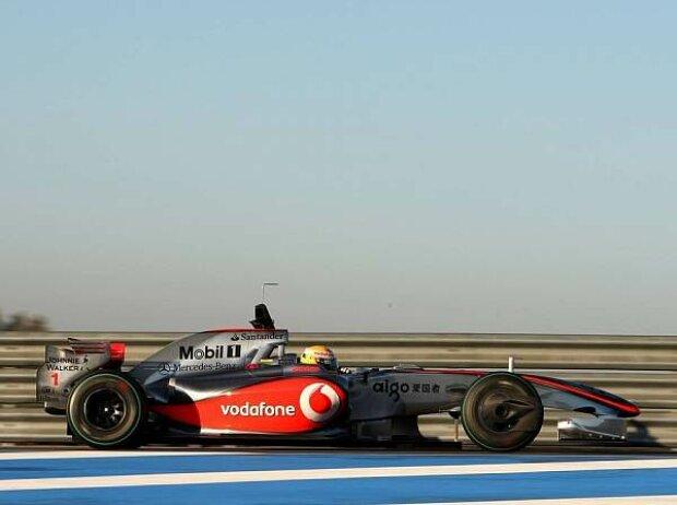 Lewis Hamilton, Jerez, Circuit de Jerez