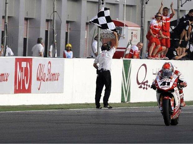 Noriyuki Haga, Doha, Losail Circuit