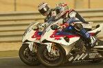 Ruben Xaus und Troy Corser (beide BMW)