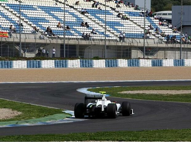 Rubens Barrichello, Jerez, Circuit de Jerez