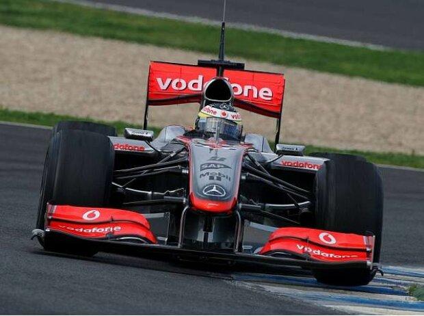 Pedro de la Rosa, Circuit de Jerez