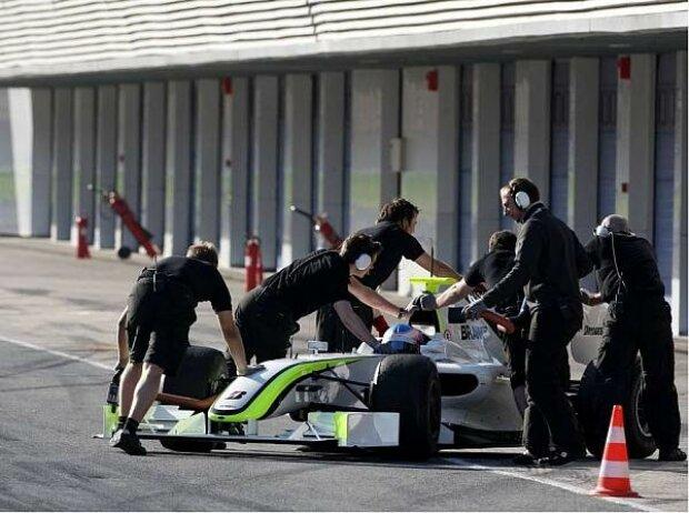 Jenson Button, Circuit de Jerez