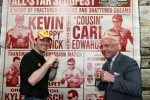 Kevin Harvick und Ric Flair