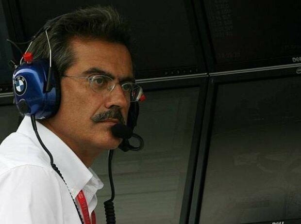 Mario Theissen (BMW Motorsport Direktor)