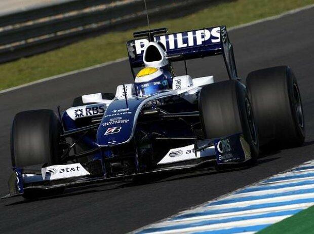 Nico RosbergJerez, Circuit de Jerez