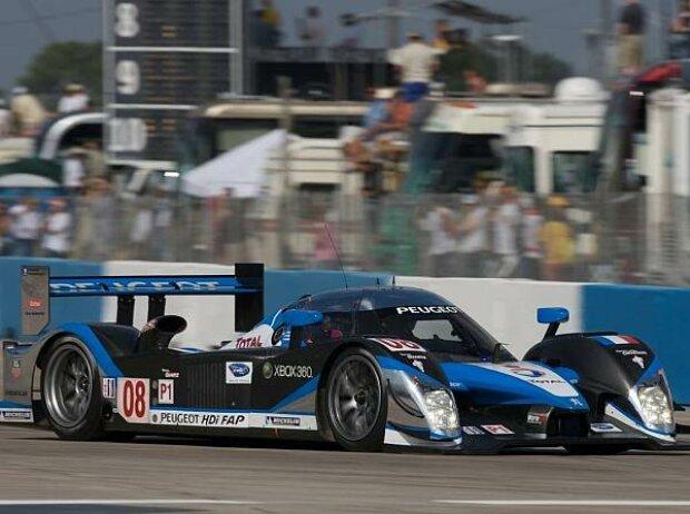 Franck Montagny, Sebring, Sebring International Raceway